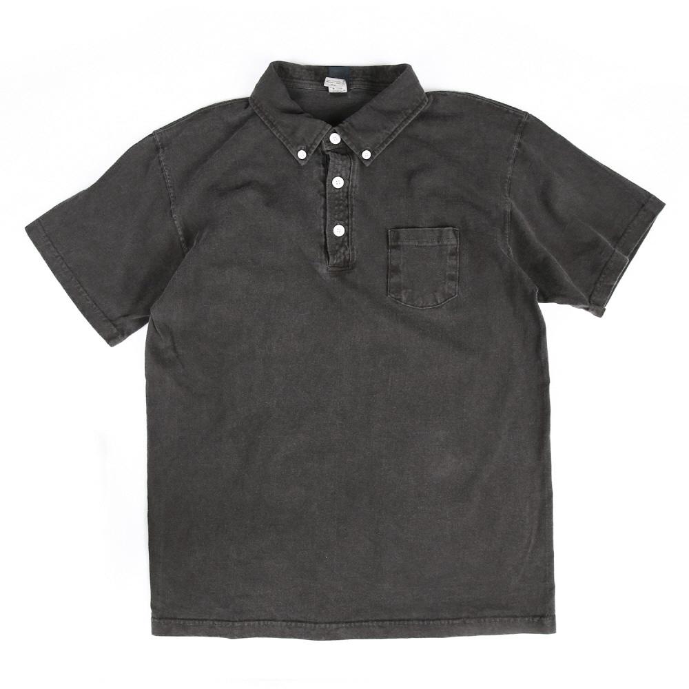 S/S Polo Tee - P-Black