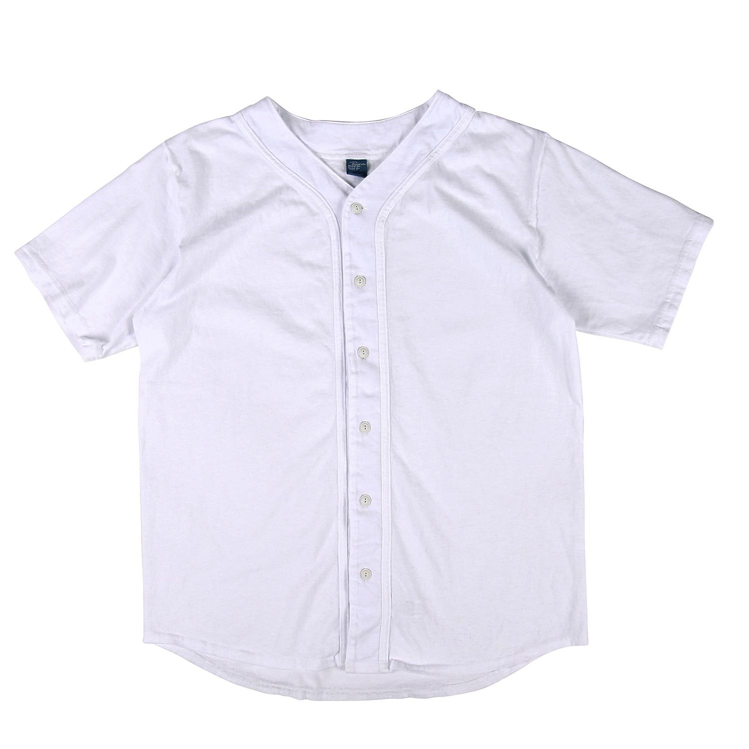 Baseball Shirts - White