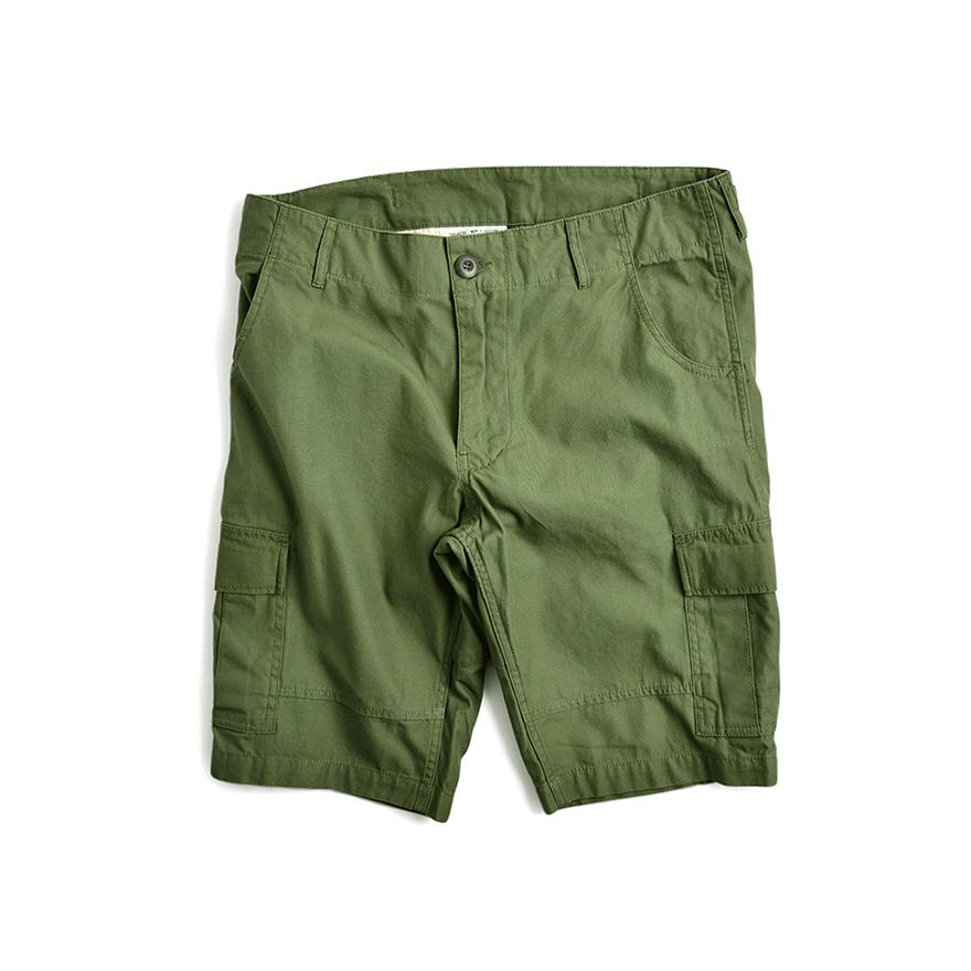 BDU Short Pants - Olive Drab