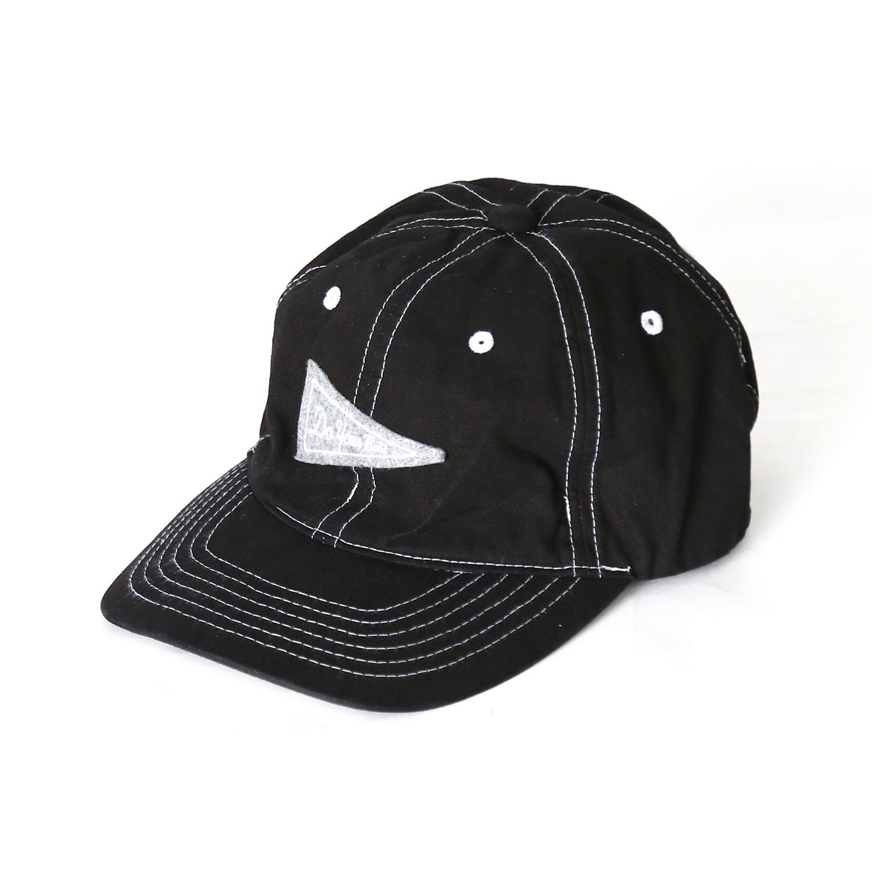 Dyed B.B Cap - Black