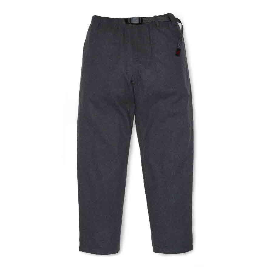 Wool Blend Gramicci Pants - Heather Charcoal