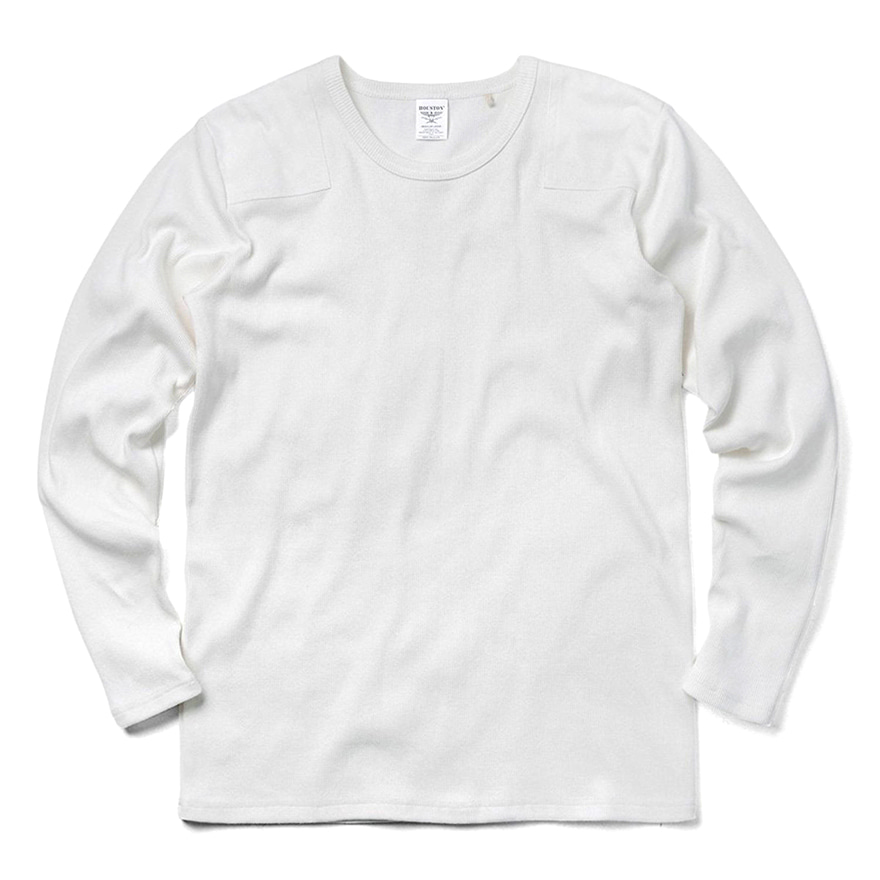 Command L/s Tee - Off White