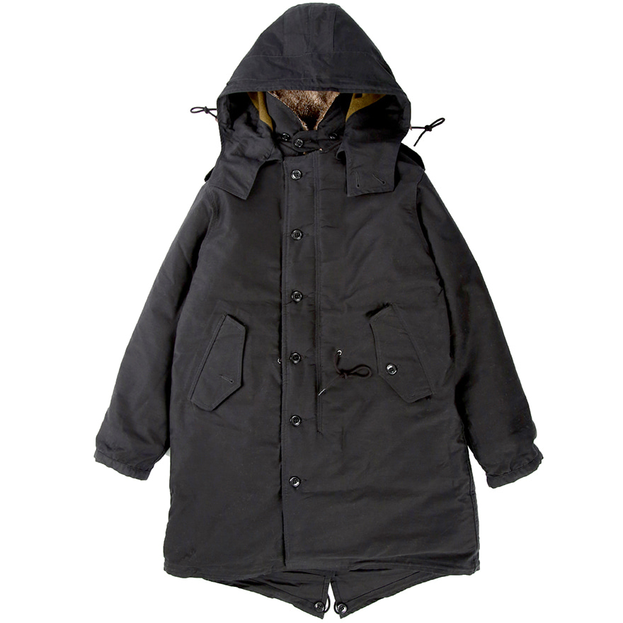 N-51 Field Parka - Black