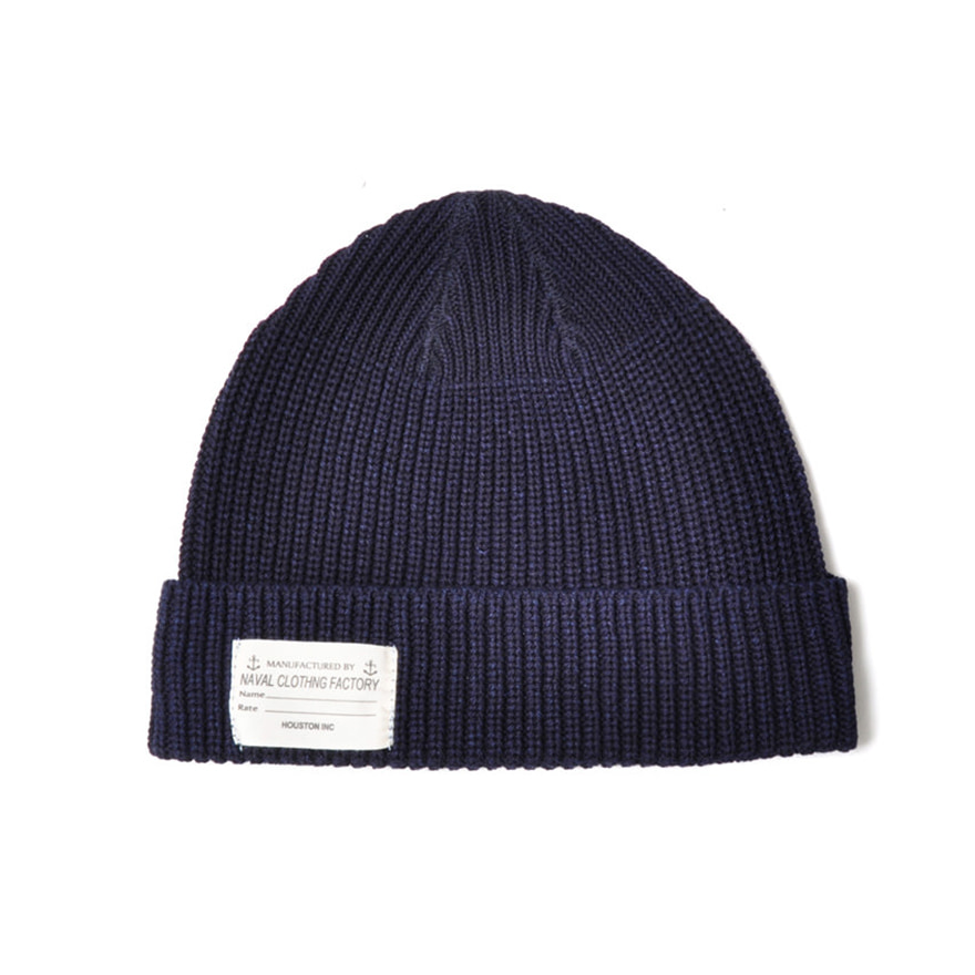 Indigo Watch Cap - Indigo
