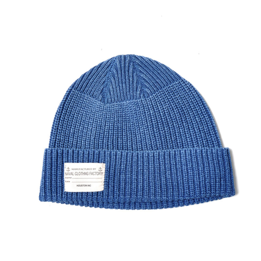 Indigo Watch Cap - Indigo Vintage Wash