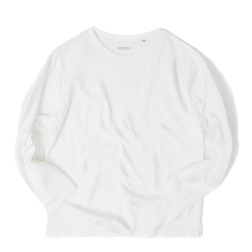 Boat Neck Long Sleeve - Off White