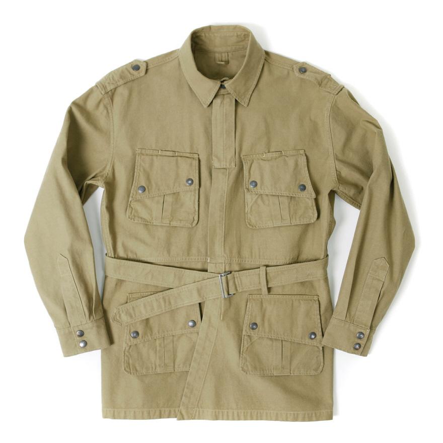 M-42 Jacket - Khaki