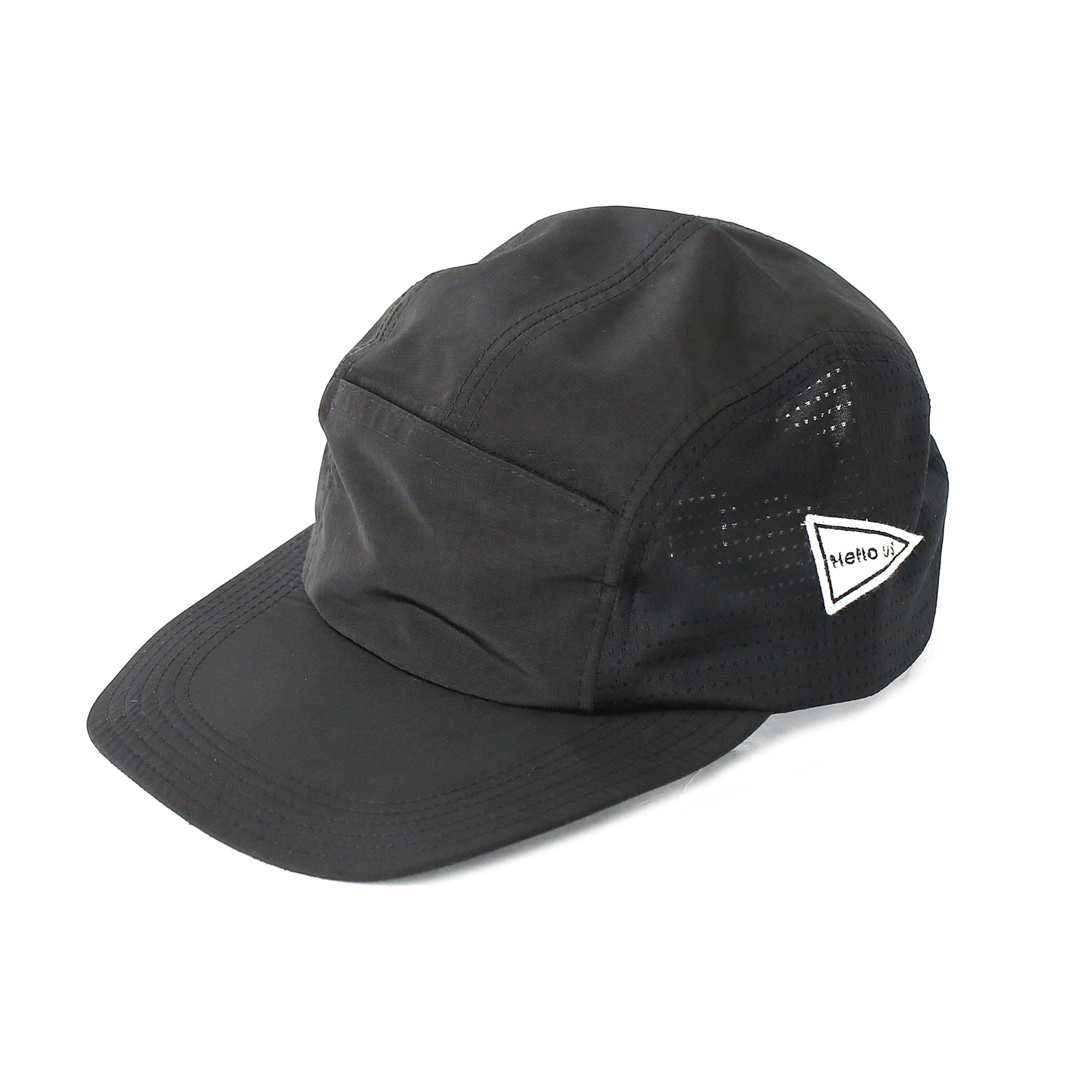 Waterproof Jet Cap - Black