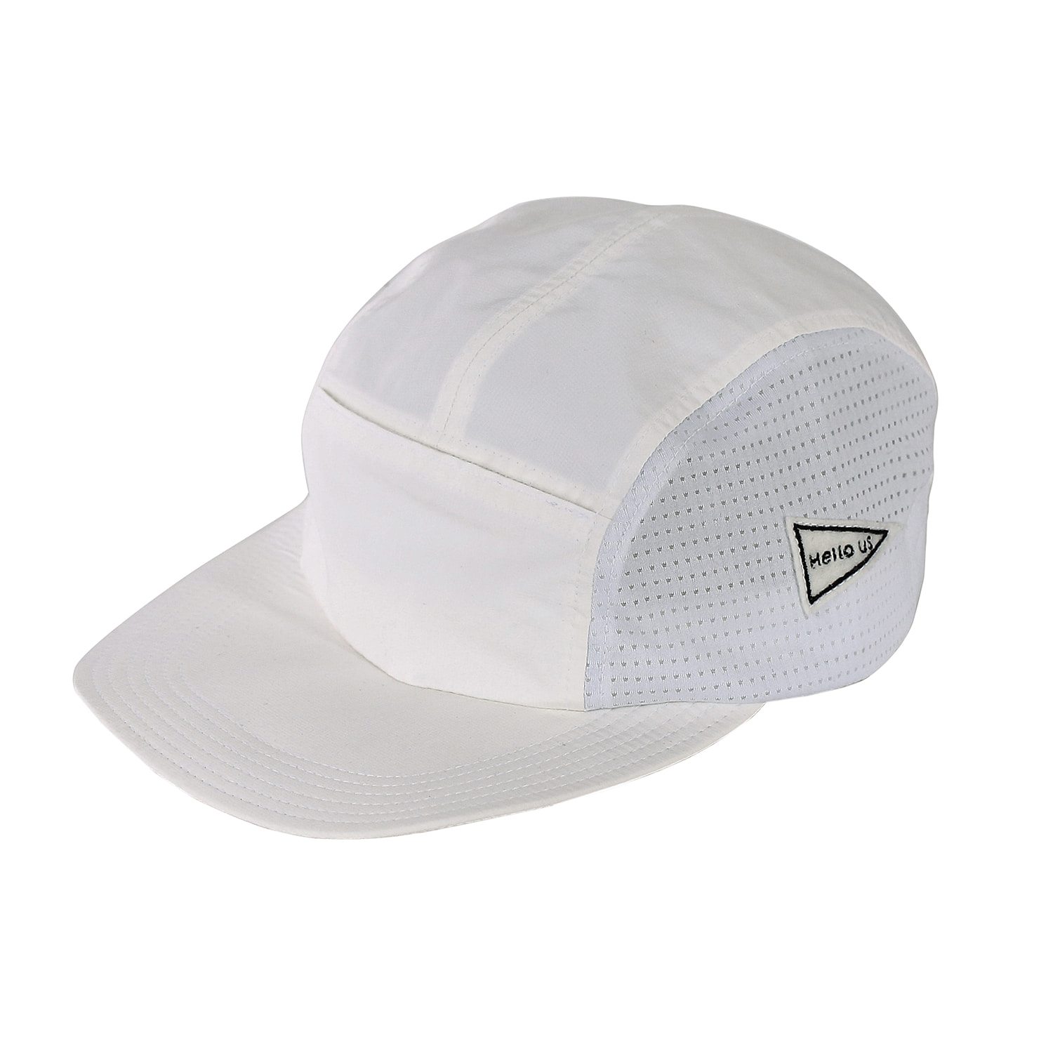 Waterproof Jet Cap - White