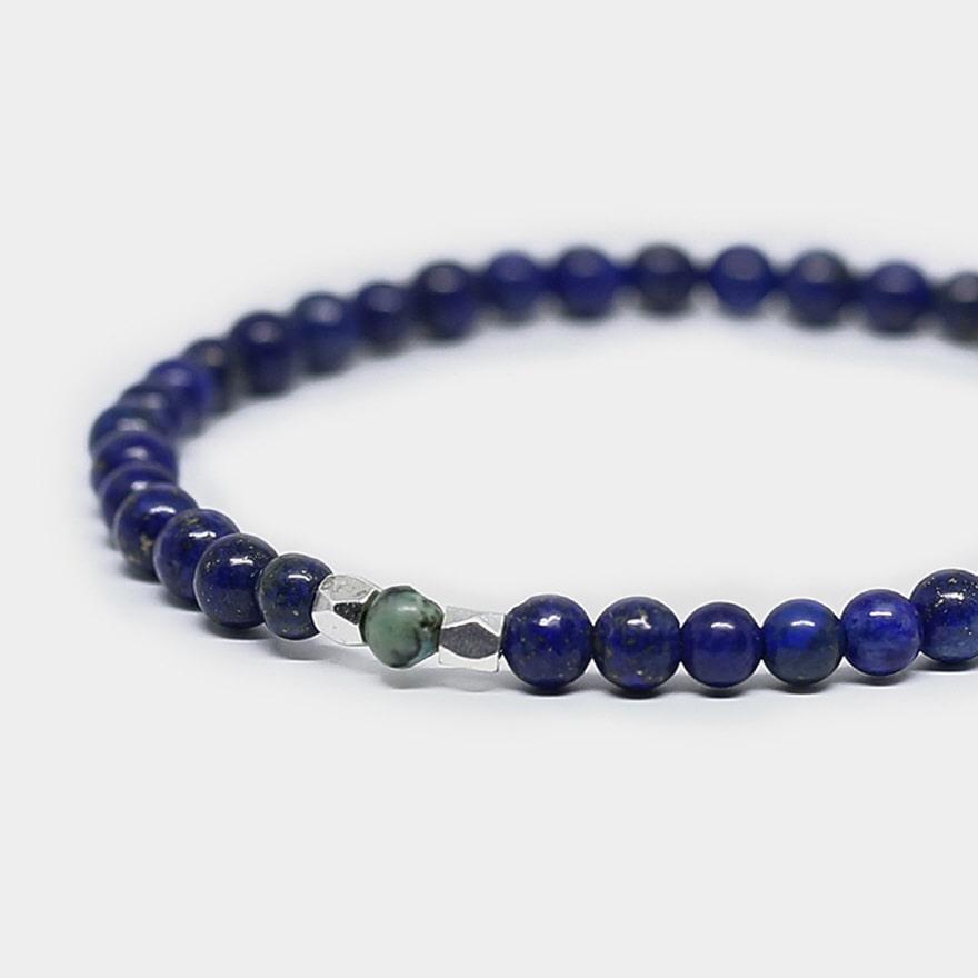 Nomad Bracelet - Blue Lapis
