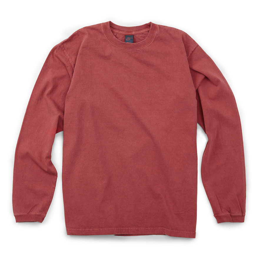 Long T-Shirts - P-F.Red