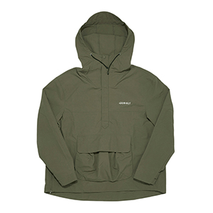 Shell Guide Parka - Tan