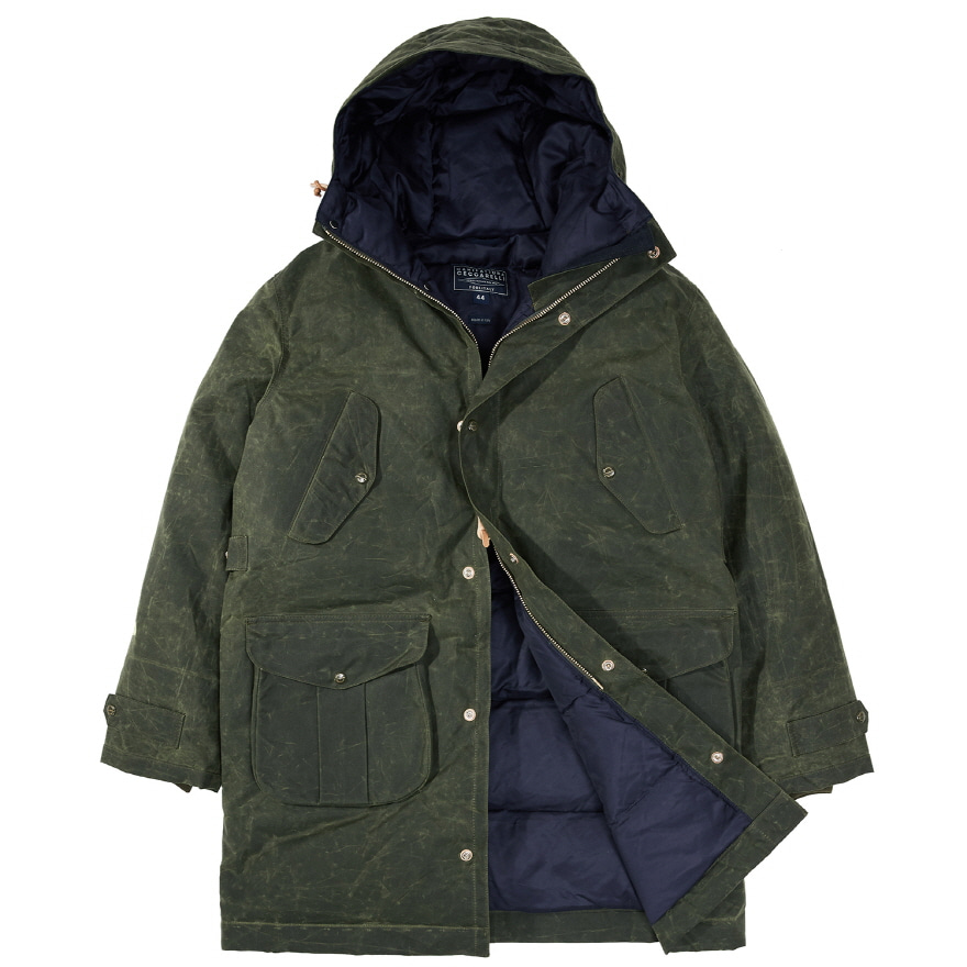 Alaska Parka - Dark Green