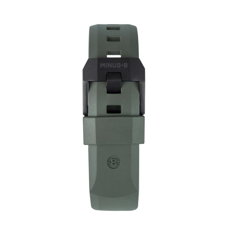 Diver Strap 22mm - Olive