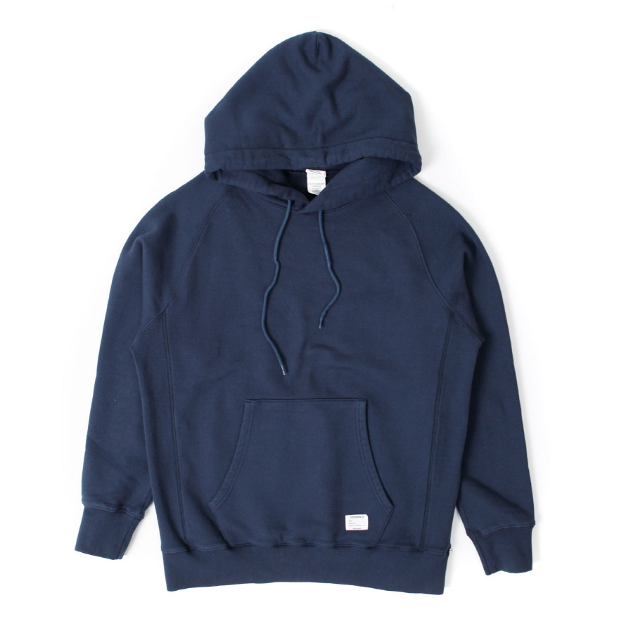 Hooded Sweat Shirt - Navy
