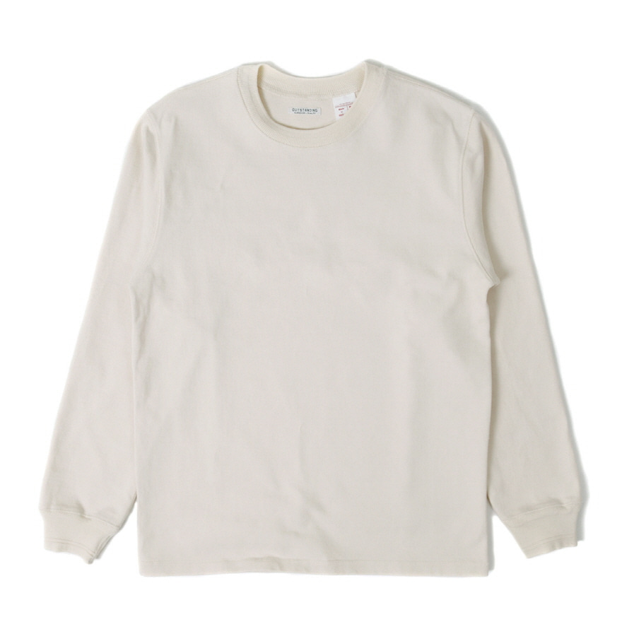 Lusty Crewneck Shirts - Oatmeal