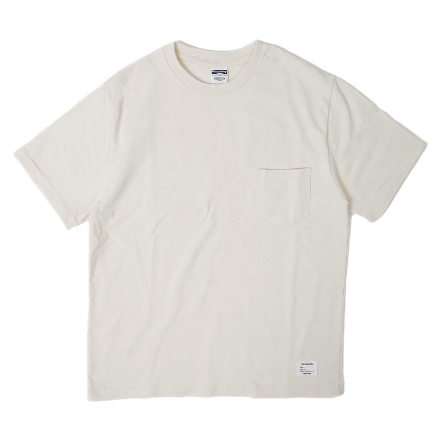 Standard Pocket Crewneck - Oatmeal