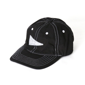 Dyed B.B Cap - Black