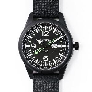 해리어 368 카본 GMT - 니트릴 러버 스트랩 PVD